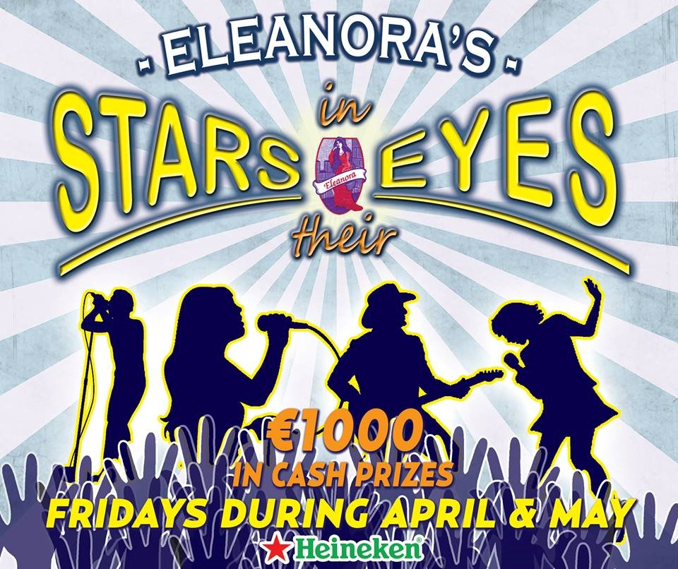 Eleanora's Stars in their eyes