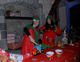 Winter Wonderland - elves workshop