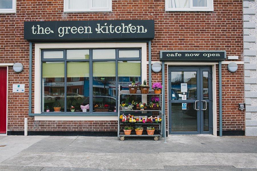 Walk The Green Kitchen