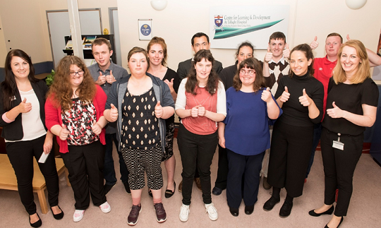 WALKways Tallaght Hospital is a new transitioning WALK program being run in partnership with Tallaght Hospital.